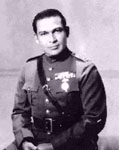 Batista in uniform