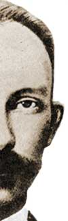 Jose Marti portrait