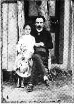 Jose Marti and Maria Mantilla